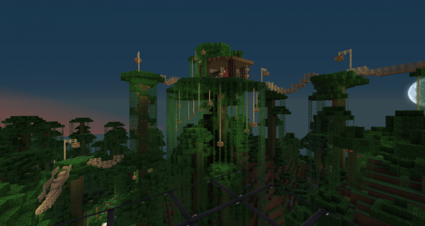 Lebh's treehouse (Map 3)